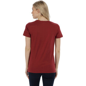 Regatta Filandra II T-Shirt Women Black Cherry